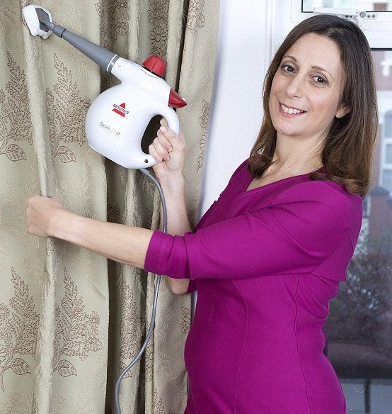 How Do You Use a Steam Cleaner for Curtains