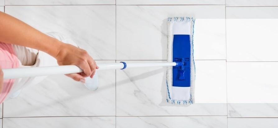 How To Use Vinegar On Tile Floor