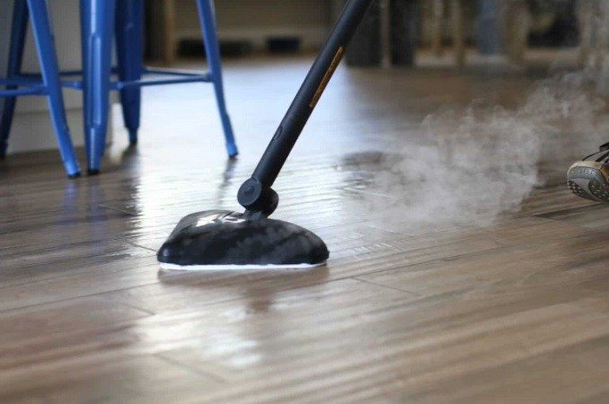 How to Use a Steam Mop on Vinyl Plank Flooring
