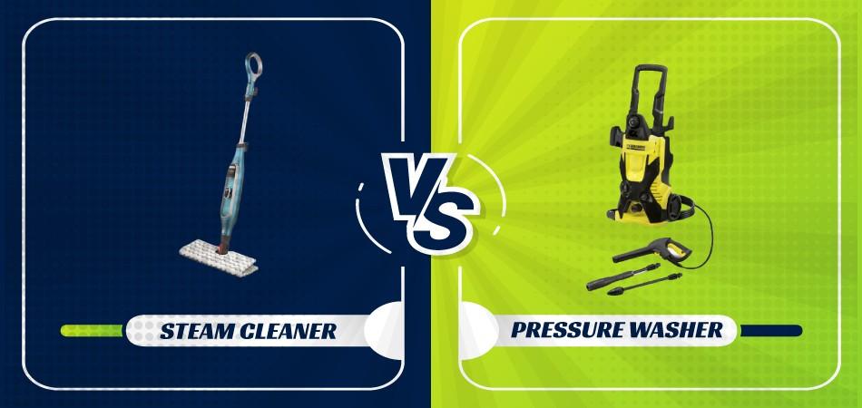 Steam-Cleaner-Vs-Pressure-Washer